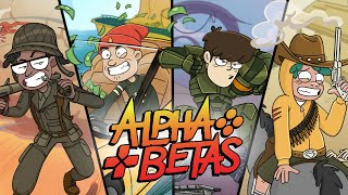 Alpha Betas - This is Alpha Team (Pilot Episode)