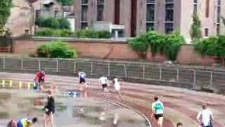 Interclub homme RCB relais 4x400m