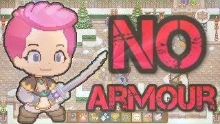 The No Armour Prodigy Challenge...