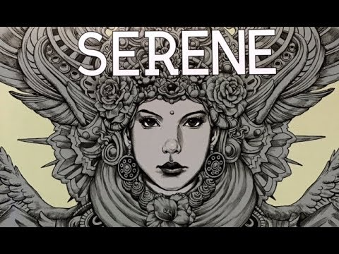 Coloring in Serene and My Top 10 Color Books