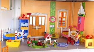 Playmobil Boy and Girl Room review! set 5333
