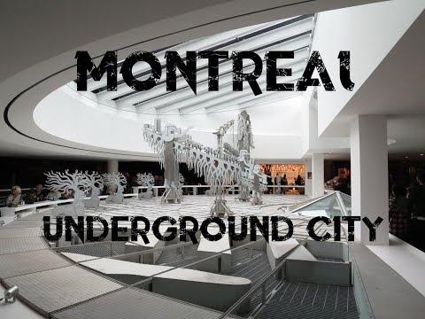 Montreal Underground City