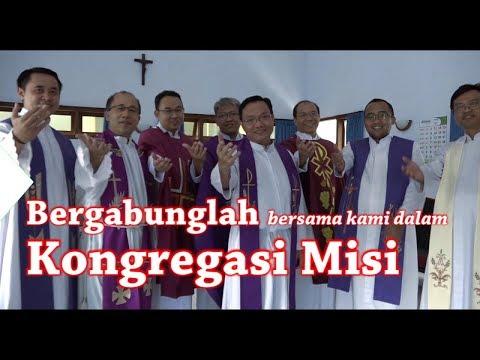 Ayo Bermisi.. Kongregasi Misi. Rekoleksi Panggilan CM.