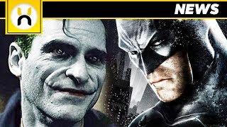 Joker Origin Movie Will Feature a MAJOR Batman Character