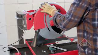 Mesin Potong Keramik Rubi Seri DR