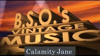 Calamity Jane (1953) - (Song - The Deadwood Stage - Doris Day)