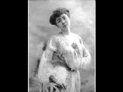 Marguerite Long (1874-1966) plays Faure Nocturne op.63 Rec.1936.07.23