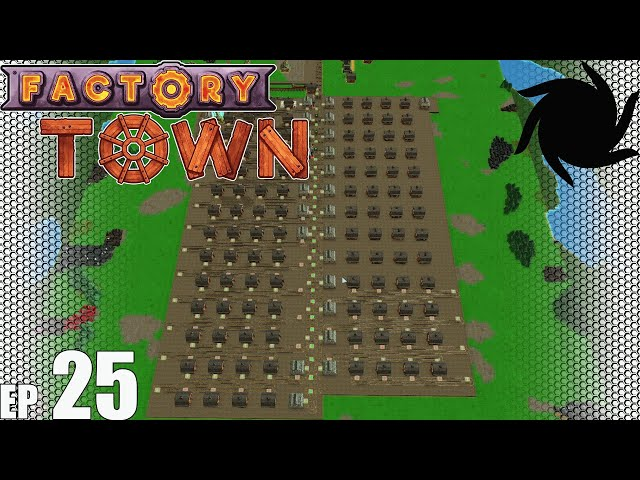 Factory Town Grand Station - 25 - Rail Filters