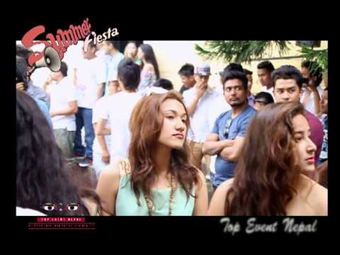 SUMMER FIESTA 2013 (The Madness Continues) Event By TOP EVENT NEPAL