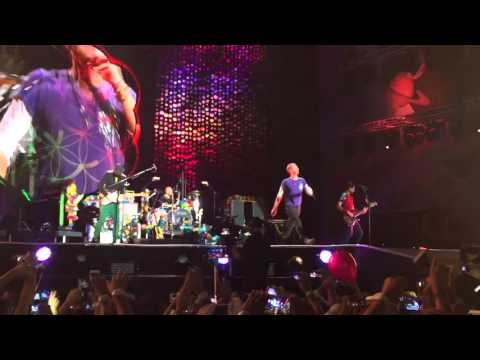 Coldplay en Lima - Colour Spectrum - A Head Full of Dreams