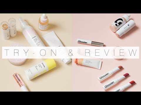 Glossier: Best & Worst: A Review Of EVERYTHING! | The Anna Edit