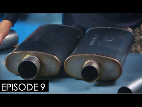The Power of 2.5- vs. 3-Inch Exhaust - Engine Masters Ep. 9