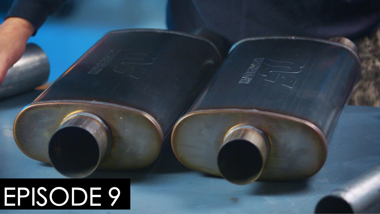 the power of 2 5 vs 3 inch exhaust engine masters ep 9