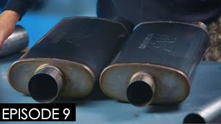 The Power of 2.5- vs. 3-Inch Exhaust – Engine Masters Ep. 9