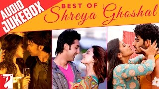 Best of Shreya Ghoshal Full Songs Audio Jukebox