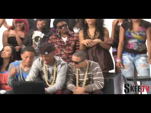 New Boyz Tie Me Down featuring Ray J  Behind the Scenes