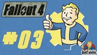 Fallout 4 - Gameplay ITA - Walkthrough #03 - L'armatura atomica + Statuetta Percezione