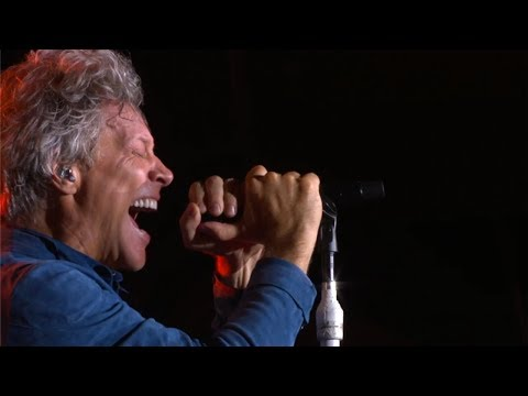 Bon Jovi - Bed Of Roses (Subtitulado) | Rock In Rio 2017
