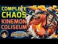Walkthrough for Complete Chaos Kinemon Global Coliseum [One Piece Treasure Cruise]