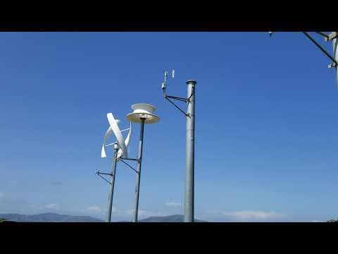 Wind Turbines - San Francisco California