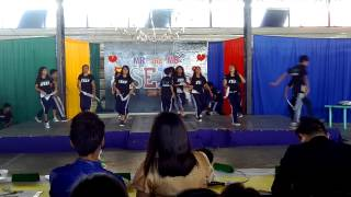 "HFDC dance performance ""make me wanna scream inspired by streetboys"""