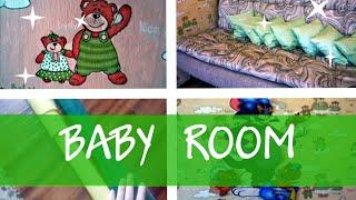 Переделываем комнату в детскую!\DIY\ДЕКОР детской комнаты