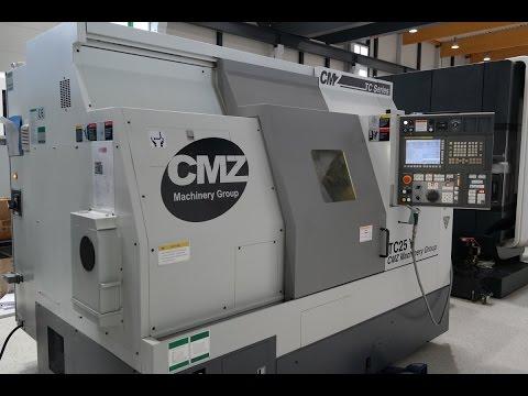CMZ TC 25 Y - G+S Werkzeugmaschinen