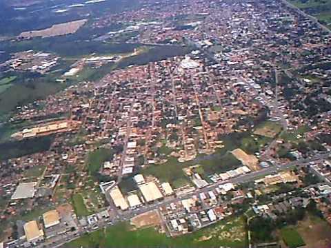 Decolagem aeroporto de Várzea Grande/Cuiabá