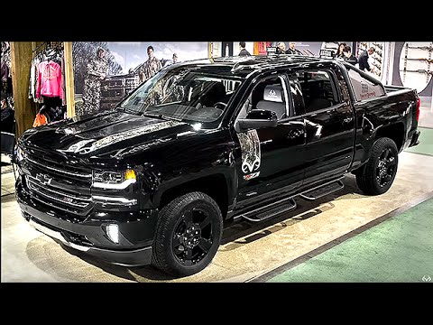 the 2016 chevrolet silverado realtree edition unveiling youtube. Black Bedroom Furniture Sets. Home Design Ideas