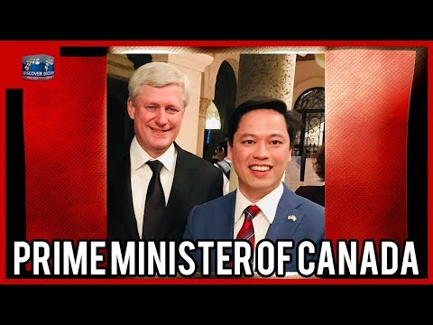Steve Cioccolanti & Prime Minister of CANADA Stephen Harper | 70 Years of ISRAEL Celebrated