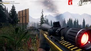 Far Cry 5 часть 9 прохождение полное освобождение региона Иоанна Сида бункер Илая Палмера Camelot G.
