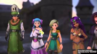 DRAGON QUEST HEROES: toward the dawn - part 3