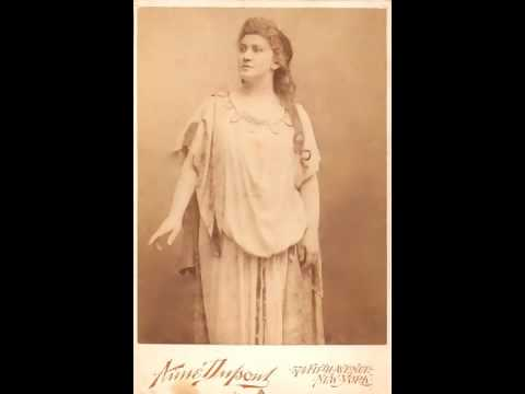 American Soprano Lillian Nordica ~ Three Songs 1910