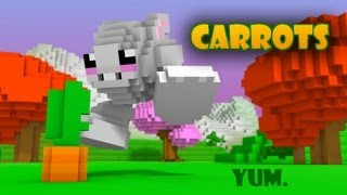 Carrot - Cube World Animation