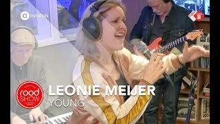 Leonie Meijer - Young live @ Roodshow Late Night