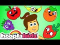 Magical Fruits Song | Apples And Bananas | + More Nursery Rhymes And Kids Songs By HooplaKidz