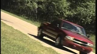 Chevrolet S10 Pickups 1998