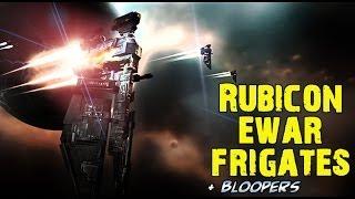 EvE Online Rubicon - Ewar Frigates (bloopers section feedback!)