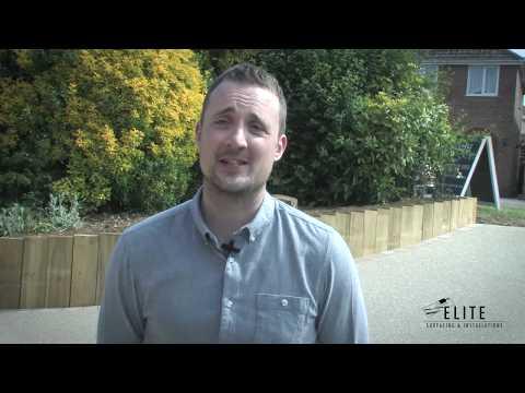 Resin Bound Driveway Customer Story