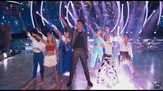 Dancing With The Stars - Week 5 (Disney Week)