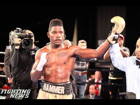 "Exclusive Interview with Erickson ""Hammer"" Lubin"