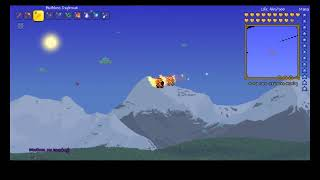 Terraria - How To Travel The World Quickly!