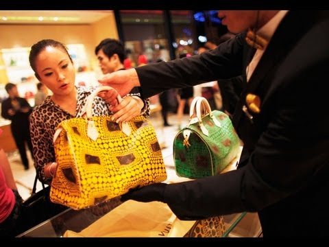 Scandalous Spending Habits of China's Rich Spark Ire (LinkAsia: 4/19/13)
