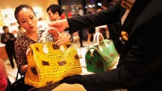 Scandalous Spending Habits of China