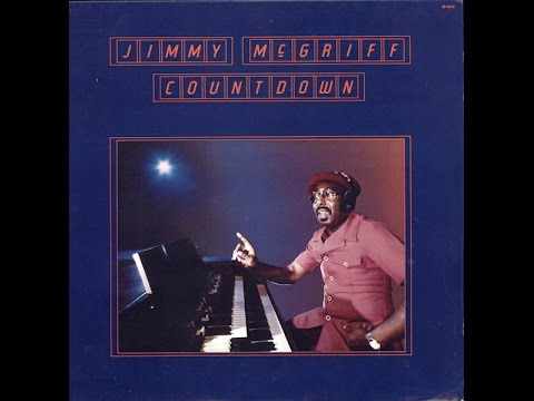 Jimmy McGriff - Countdown 1983 (Full Album)