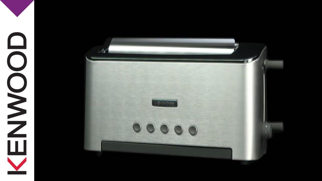 kenwood persona toaster ttm610 produkt video youtube. Black Bedroom Furniture Sets. Home Design Ideas