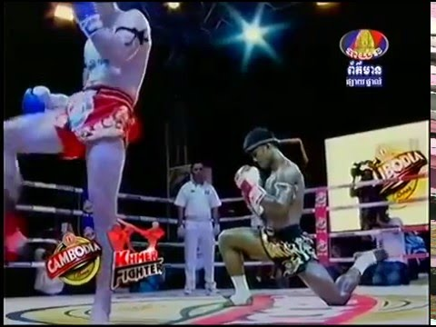 Khmer Boxing  Buakaw (thai)  VS Australia,Bayon TV Boxing,ប៊ូ កែវ  ប្រកួតជាមួយ  អូស្រ្តាលី។