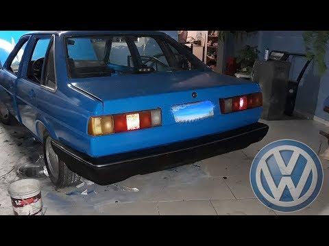 COMEÇANDO A MONTAR O SANTANA! | VW SANTANA GLS 1989 2.0 [PT-BR]