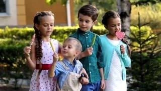 видео Детская обувь «Футмастер»