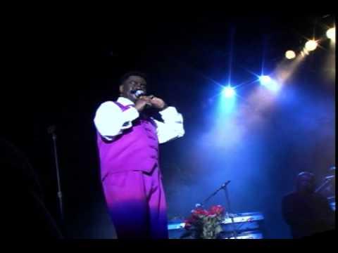 The Whispers In Las Vegas-Grady Wilkins Sings 'Welcome Into My Dreams'